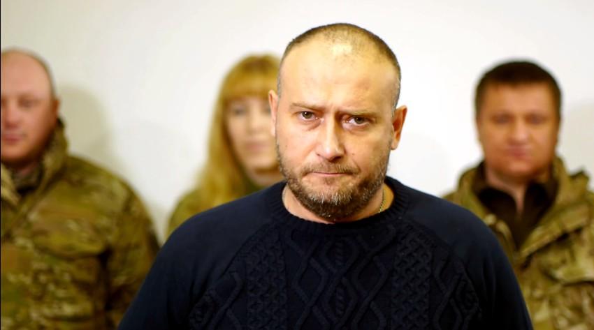В РФ возбудили уголовное дело против Яроша иего соратников