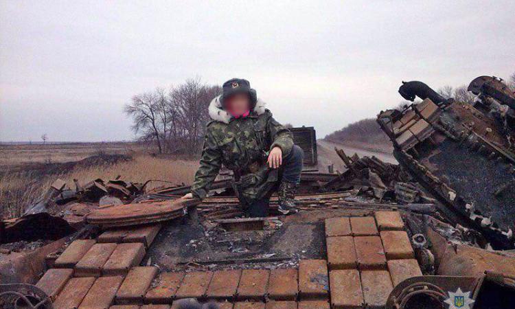 В КПВВ «Марьинка» задержали санинструктора боевиков «ДНР»