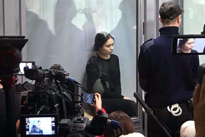 ДТП вХарькове: Суд продлил меру пресечения Зайцевой