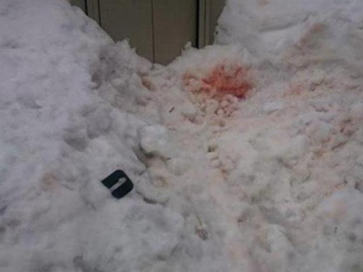 Опубликованы фото резни на турбазе горнолыжного курорта Драгобрат