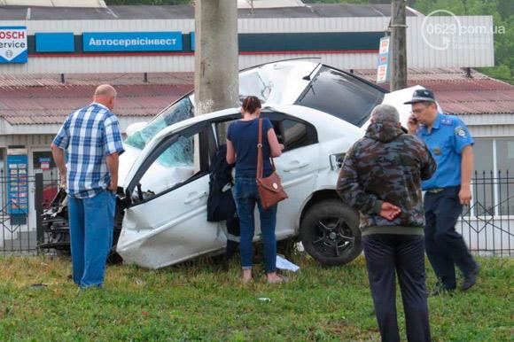 Возле Мариуполя в ужасном ДТП погиб 23-летний парень