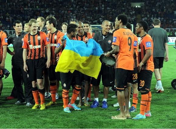 «Шахтер» в девятый раз выиграл Кубок Украины