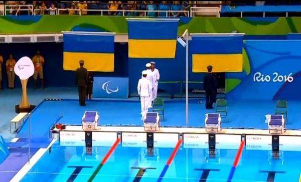 Сборная Китая завоевала 191 награду завосемь дней Паралимпийских игр