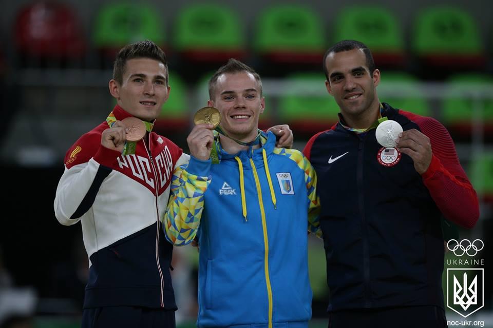 Уроженец Донецка приносит Украине первое «золото» Олимпиады вРио