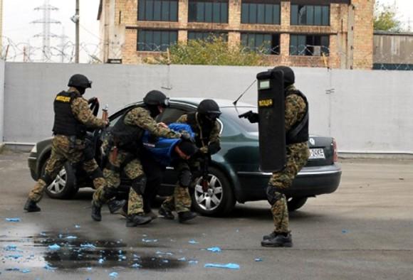 В Киеве задержали опасного преступника