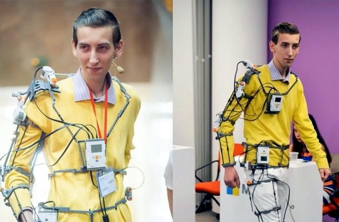 22-летний украинец победил наконкурсе робототехники вСША