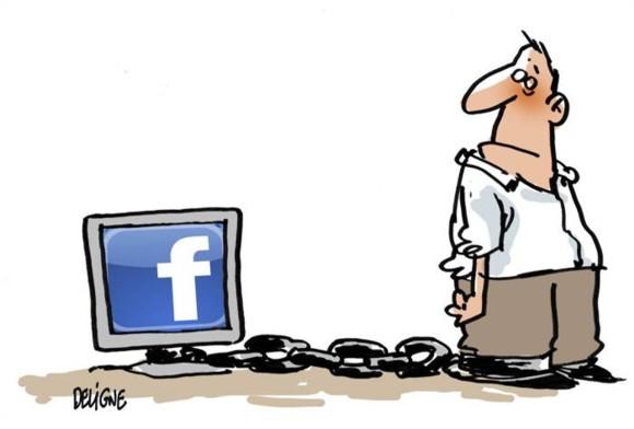 Facebook-депрессия становится распространенным психическим заболеванием