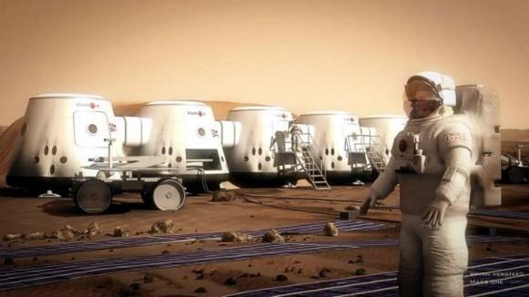 В состав претендентов на полет к Марсу отобрано 26 украинцев