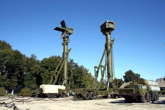 ЗРК С-300 возвращаются на боевое дежурство воздушного пространства Украины