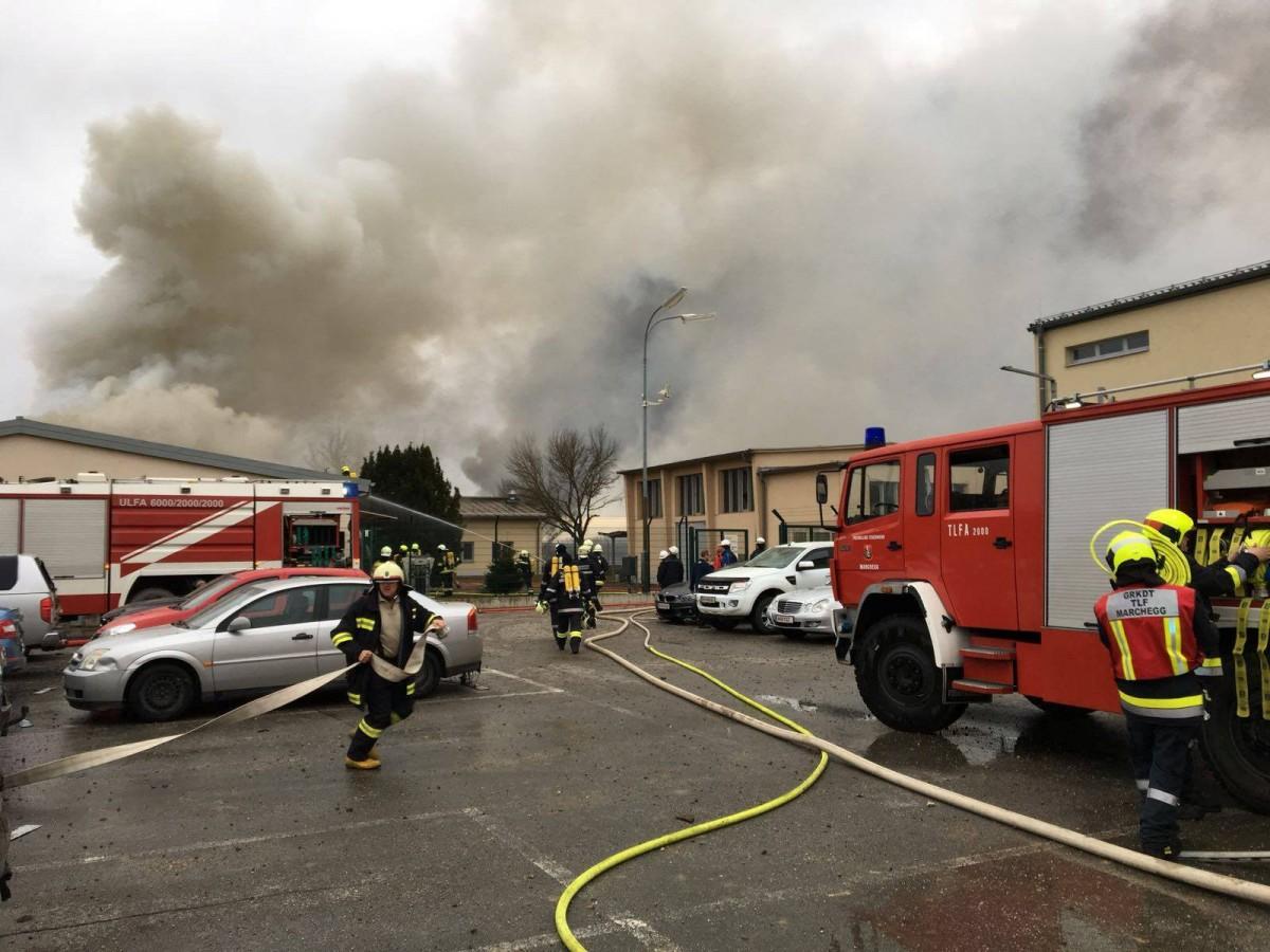 пожар на 2 станционной сейчас выступает прежде всего